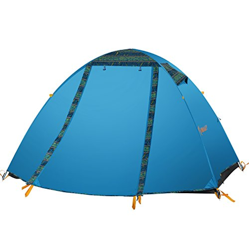 WolfWise Person Backpacking Ultralight Camping