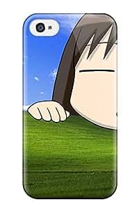 Cute Tpu Ulysses Elliott Azumanga Daioh Anime Other Case Cover For Iphone 4/4s