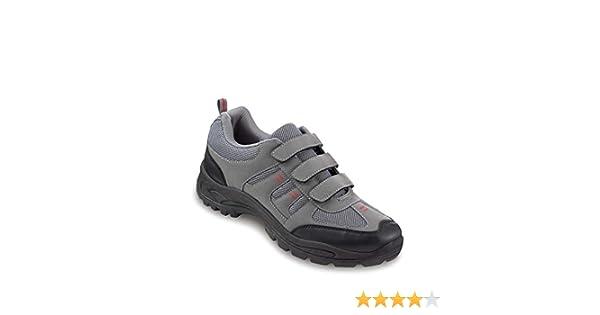 El Dr. Keller Mens Toque Fijar Ancho Ajuste Zapatos: Amazon.es: Zapatos y complementos