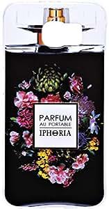 Samsung-S6 Fashion Mobile Case Parfum Au Portable - Black