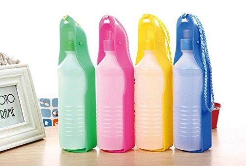 500 ML A-goo Botella de Agua para Perros