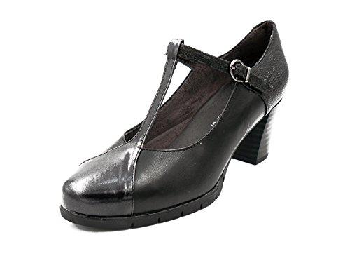 Negro Pitillos 1276 Disponible Cómodo Y Colores 576n Burdeos Charol Tacón Vestir En Combinados Con 575n Zapato XBOq81w