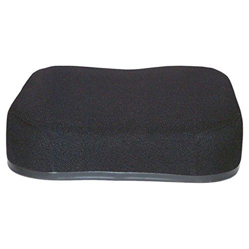 K&M 039-7039 AC 7001 Seat Cushions, Black Fabric