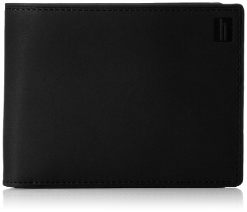 Hartmann Belting Collection Wallet with Removable Card Wallet, Heritage Black, One Size by Hartmann