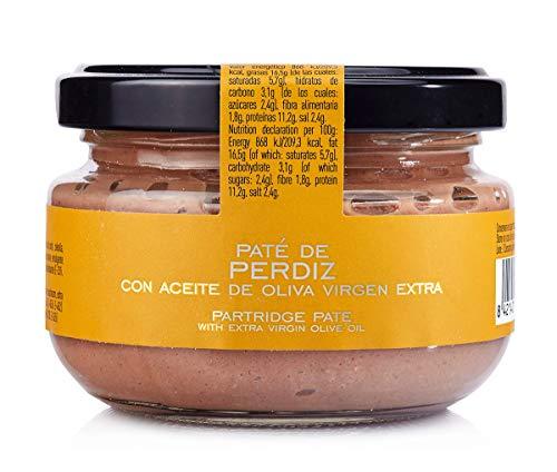 Paté de Perdiz (130 g) – La Chinata