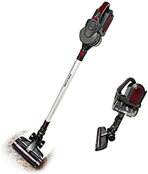 SHINEFUTURE Upright Cleaner Stick 2 in 1 Cordless Hand Vacuum