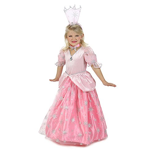 Princess Paradise The Wizard of oz Glinda The Good Witch Pocket Princess Costume, Pink, X-Large
