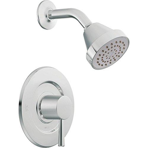 Moen T2702 Level Posi-Temp Shower Trim Kit without Valve, Chrome