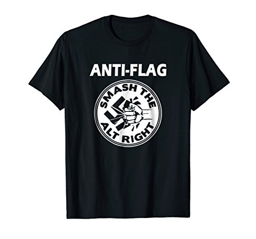 - Anti Flag Smash The Alt Right T-shirt