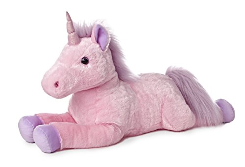 Aurora World Super Flopsie Celestia Horse Plush ()