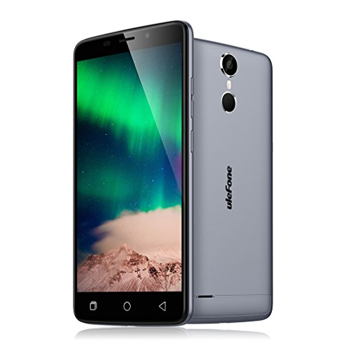 LESHP Ulefone Android 6.0 4G LTE Mobile Phone Smartphone, MTK6753,8 Octa Core, 5.5