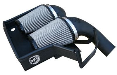 aFe Pro Dry S Stage 2 Intake for BMW N54 Twin Turbo Engine (Bmw Z4 Cold Air Intake)