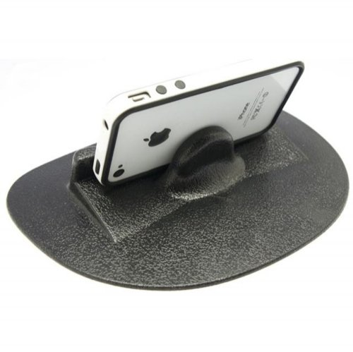 Universal Desk, Table, Car Dashboard Non-slip Mat Pad Stand Dash Mount Phone Holder for AT&T LG Optimus G / Sprint LG Optimus G