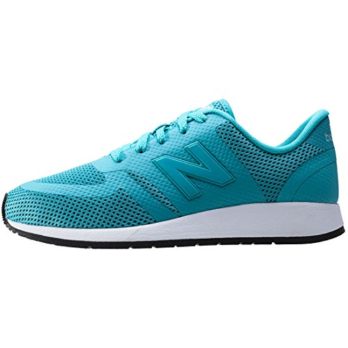 New Balance Trainers - New Balance Kids 420 Lace Shoes - Teal Blue/blue