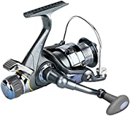 Laelr Spinning Fishing Reels 5BB 5.1.1 Gear Ratio Lightweight Spinning Reel with Left/Right Interchangeable Si