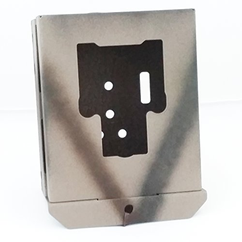Covert Code Black 12.1 Trail Cam Security Box By Camlockbox