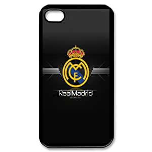 iPhone 4,4S Phone Case Real Madrid Nd3397