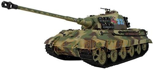 Heng Long German King Tiger Henschel RC Tank
