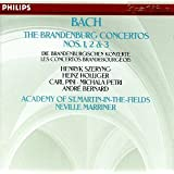 Bach: The Brandenburg Concertos Nos. 1, 2 & 3