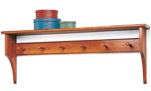 Shaker Peg Shelf Kit - 39