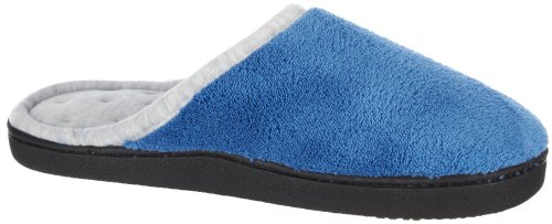 ISOTONER Women's Microterry Wider Width Chukka Clog