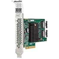 HP 650933-B21 H220 Host Bus Adapter - Serial ATA/600 - PCI Express 3.0 x8 - Plug-in Card - 2 Total SAS Port(s) - 2 SAS Port(s) Internal (HP650933-B21 )