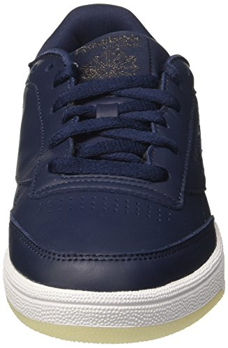 Ice collegiate Chaussures Navy Bleu de C Club Reebok White Pearl Femme Gymnastique 85 wRqz7vHxaS