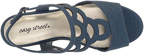 Easy Street Women's Outshine Heeled Heeled Heeled Sandal - Choose SZ color 55b257