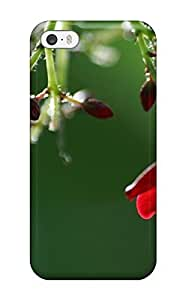 Fashionable NfnMYNJ5164KSWXv Iphone 5/5s Case Cover For Flower Protective Case