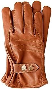 Riparo Men's Winter Italian Nappa Leather Dress Driving Riding Gloves Fleece Li