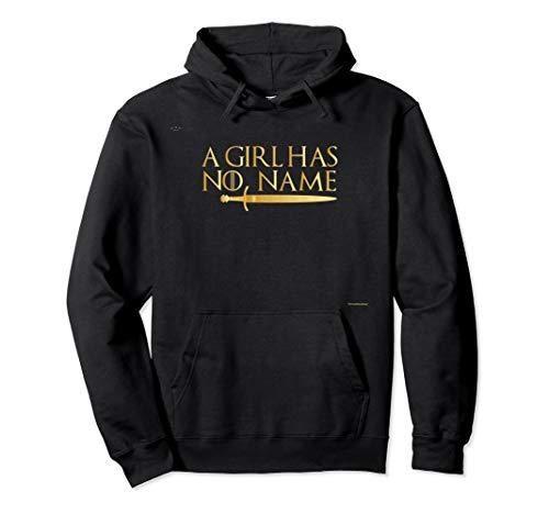 (A Girl has No Name Hoodie - Nice Warm Gold Edition Hoodie)