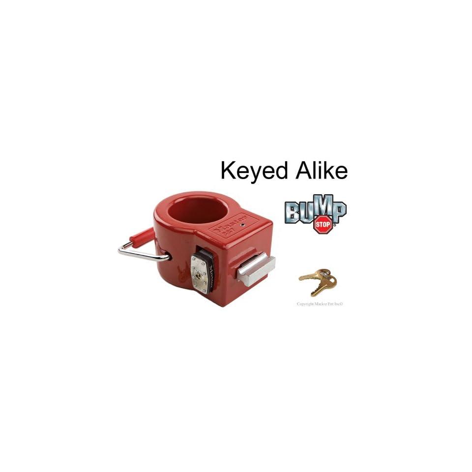 Master King Pin Lock   Toy Hauler/Trailer Locks #387KA