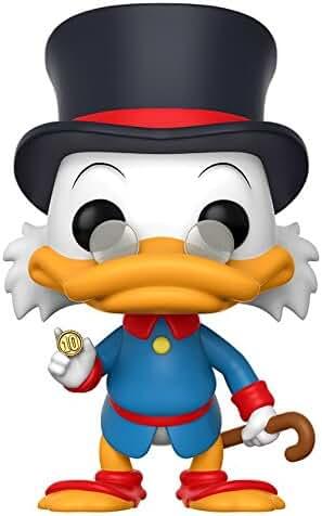 Funko Pop Disney: Duck Tales-Scrooge Mcduck Collectible Figure
