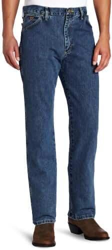 Wrangler Men's George Strait Cowboy-Cut Original-Fit Jean