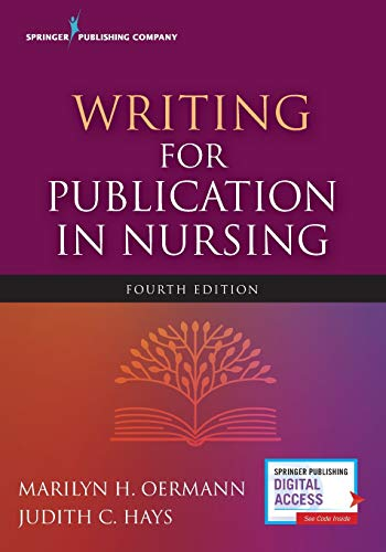 Pdf Reference Writing for Publication in Nursing