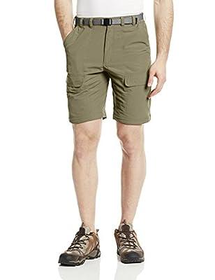 White Sierra Men's Trail 34-Inch Inseam Convertible Pant