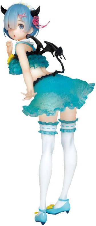 Taito Re Zero Starting Life in Another World- Pretty Little Devil Version Rem Precious Figure