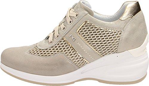 Giardini Sneakers Donna Nero 805072 Stars Savana Scarpa qCdxgdX