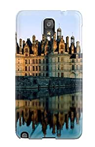 Keyi chrissy Rice's Shop Hot Defender Case With Nice Appearance (chateau De Chambord France) For Galaxy Note 3 8848729K13093356