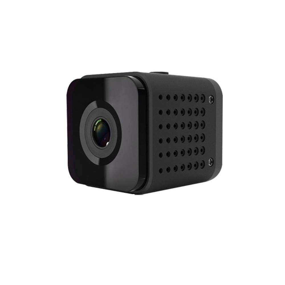 Sonmer HDQ13 Mini Home Security WiFi IP Camera, 140° Wide Angle,Support 1080P HD Night Vision Motion Detection Intelligent Alarm Loop Recording