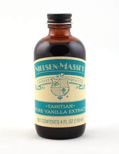 Nielsen-Massey Tahitian Pure Vanilla - 4 oz