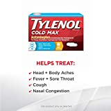 Tylenol Cold Max Daytime Caplets