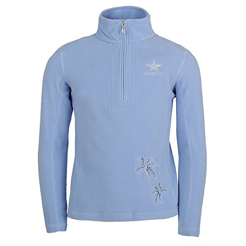 Price comparison product image BOGNER Adela Microfleece Half Zip Mid-Layer Girls