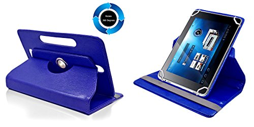 NEM Universal Folio Case for 9 inch 10 inch Tablet, Leather Stand Protective Case Cover for 9