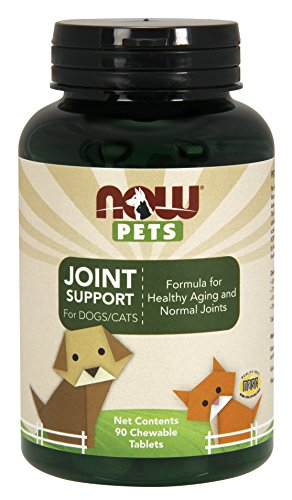 NOW Pets Joint Support, 90 Chewables (Foods Joint Support)