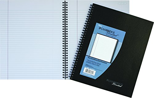 043100060628 - Mead Cambridge Limited Business Notebook Legal Ruled 1 Subject (06062) carousel main 1