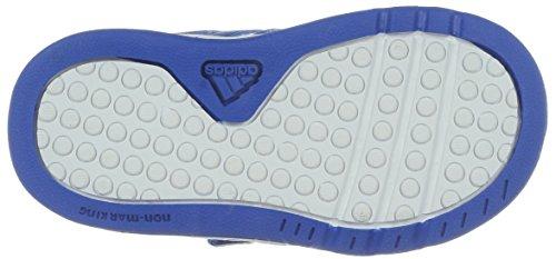 adidas Performance LK Trainer 5 CF I D67594 Unisex-Baby Lauflernschuhe Weiß (Running White Ftw/Blue Beauty F10/Collegiate Navy)