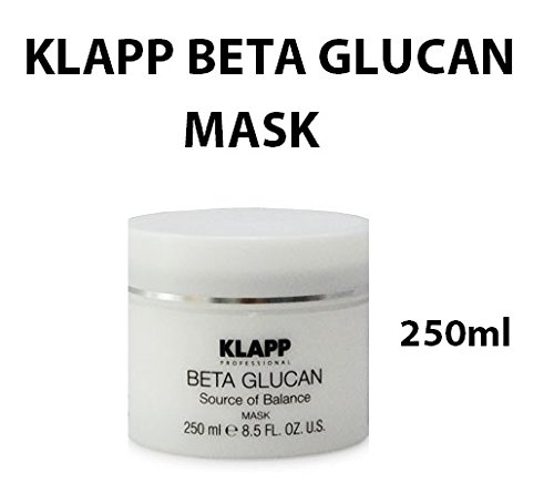 KLAPP BETA GLUCAN Source of Balance MASK 250ml / 8.5 FL. OZ. (Best Source Of Beta Glucan)