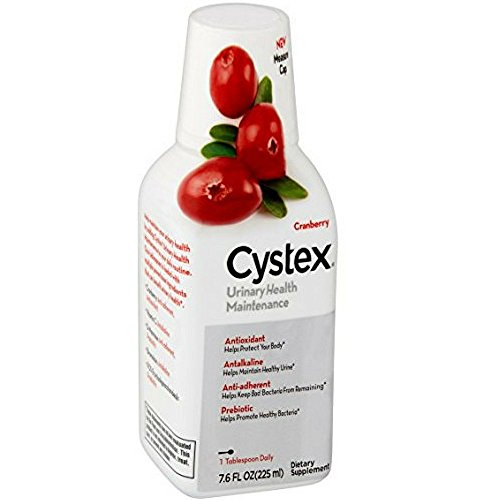 Cystex Urinary Health Maintenance Cranberry 7.6 oz Pack of 3