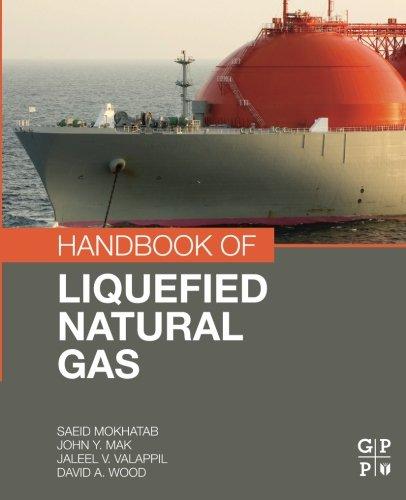 Gas Handbook (Handbook of Liquefied Natural Gas)